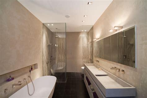 Kleines Innenliegendes Bad by Masterbad Mit Mineralputz Modern Badezimmer K 246 Ln