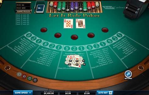 free let it ride table let it ride free 171 spela kasino
