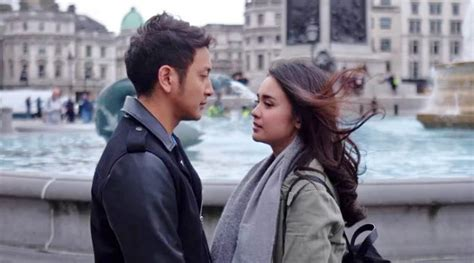 film london love story di hartono mall libur imlek london love story dimas anggara banjir