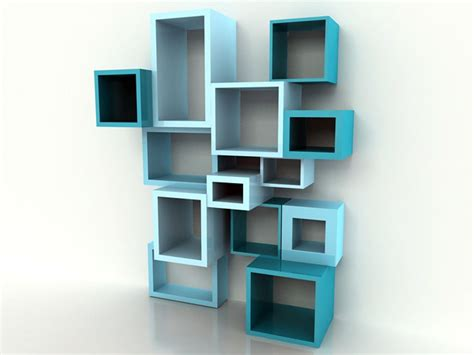 10 unique bookshelves that will your mind cube