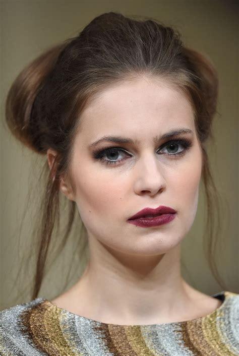spring 2015 makeup for brown skin evening make up updo hair in ceremony spring summer 2015