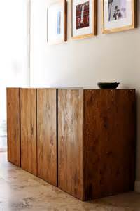 Ikea Ivar Cabinet Love These Stained Pine Ikea Ivar Cabinets Very Classy
