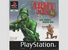 Army Men 3D (E) ISO Emuparadise