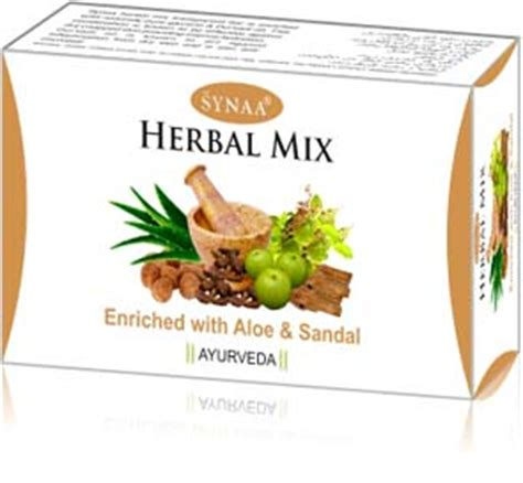 Synaa Herbal Soap herbal