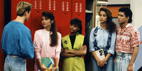 Saved By The Bell by There Was A Mini Saved By The Bell Reunion And Suddenly It