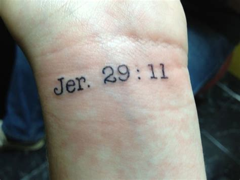 jeremiah tattoo 25 best ideas about jer 29 11 on jeremiah 29
