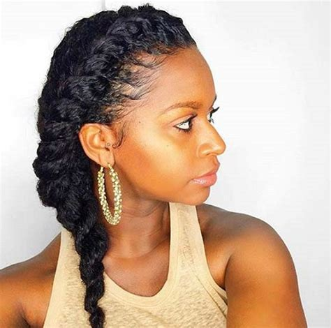 Twist Hairstyles With Weave by Flat Twist Hairstyles With Weave Hairstylegalleries