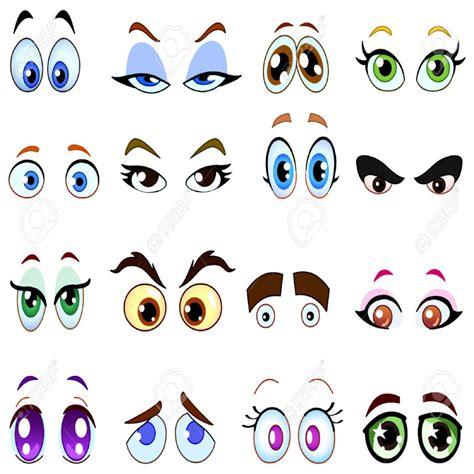 imagenes de ojos para imprimir mejor de dibujos de ojos animados para colorear
