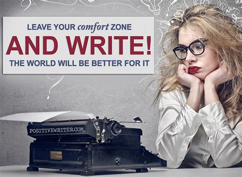 another word for comfort zone 10 ways to leave your comfort zone and write positive