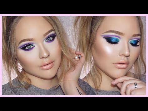 zendaya natural makeup tutorial zendaya edgy double cut crease makeup tutorial поисковик