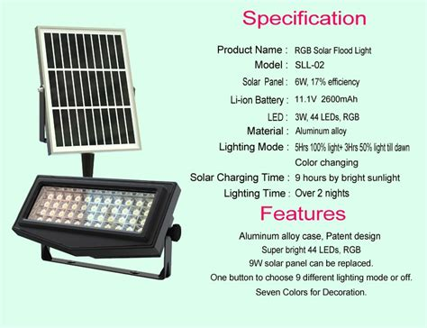 Landscape Lighting Manufacturers Usa Solar Panel Flood Led Solar Landscape Lighting
