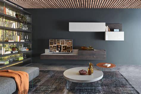 pareti da soggiorno mobili di design per il soggiorno lago design