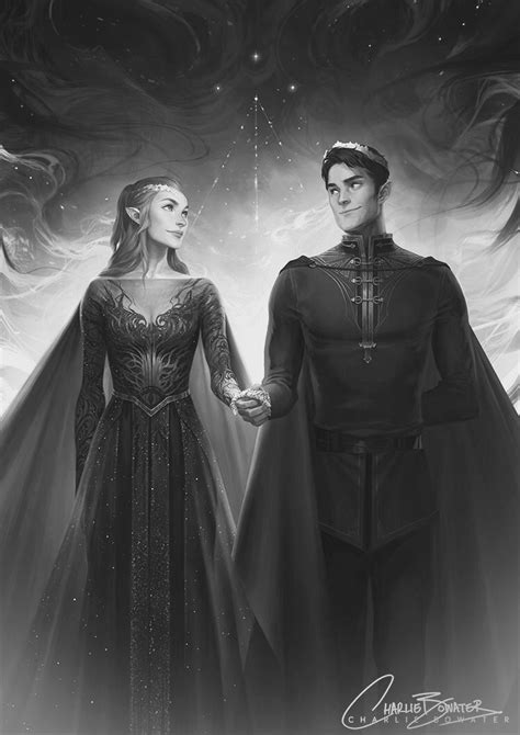 Rhysand and Feyre | A Court of Thorns and Roses Series