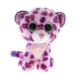 peluche 233 opard glamour aux gros yeux ty mynoors