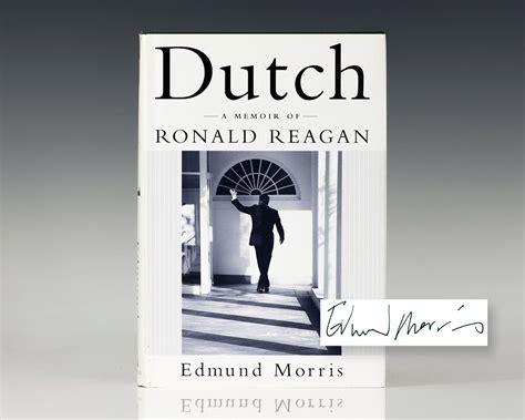 halfway a memoir books ronald edmund morris edition signed