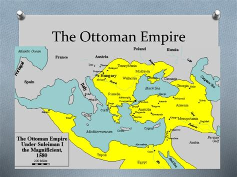 when was ottoman empire 11 ottoman empire notes