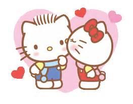 imagenes de hello kitty y daniel search tumblr
