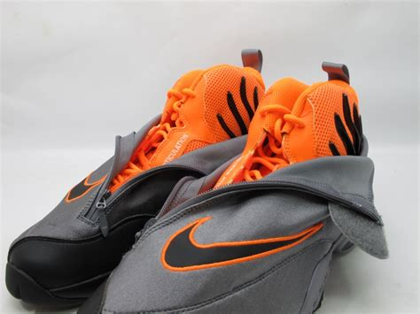glove sneakers nike nike air zoom flight the glove quot grey orange quot sbd