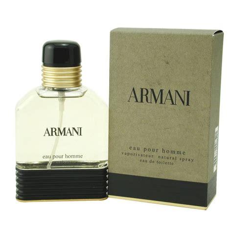 Harga Giorgio Armani Perfume jual armani eau pour homme by giorgio armani 100 ml