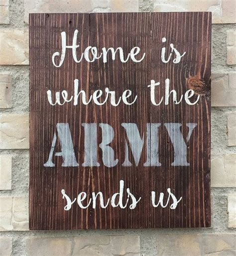 army home decor army pallet sign reclaimed wood home decor wall hanging