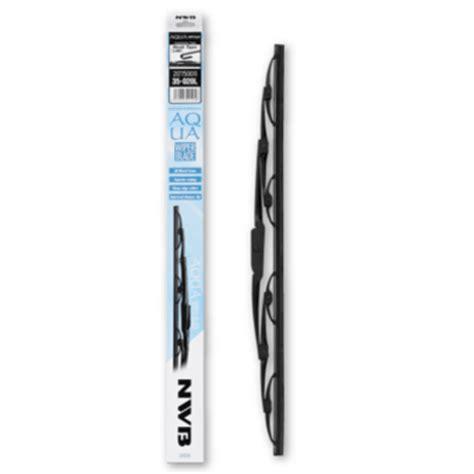 Wiper Merk Nwb Aqua 18 nwb aqua graphite type wiper blade