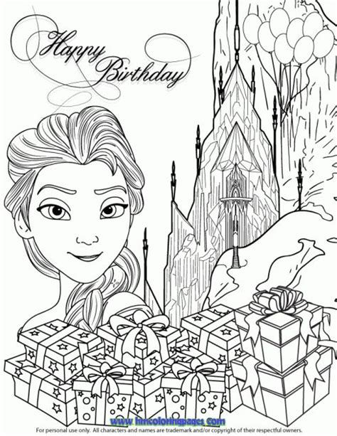 frozen coloring pages castle 10 images about disney frozen birthday coloring pages on