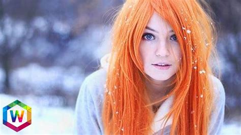 rarest color 25 best ideas about rarest hair color on