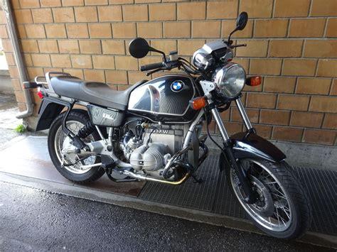 Bmw Motorrad Ersatzteile R 80 by Motorrad Occasion Kaufen Bmw R 80 R Sacoches Motosecours