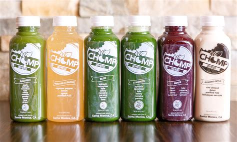 And Detox Station by Juice Cleanse Chomp Eatery Juice Station