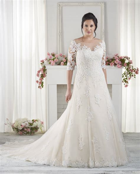Wedding For Brides by The Best Wedding Dresses For Brides With Arms