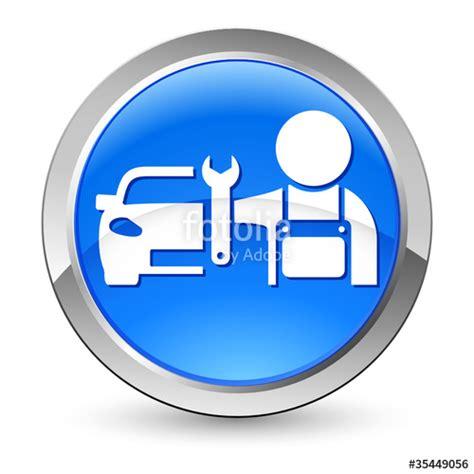 werkstatt icon quot autowerkstatt button quot stockfotos und lizenzfreie