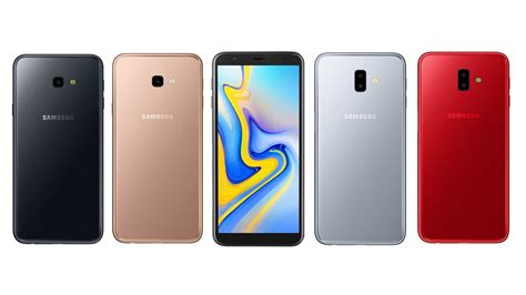 samsung galaxy j6 and j4 price and availability in the philippines gadgetmatch