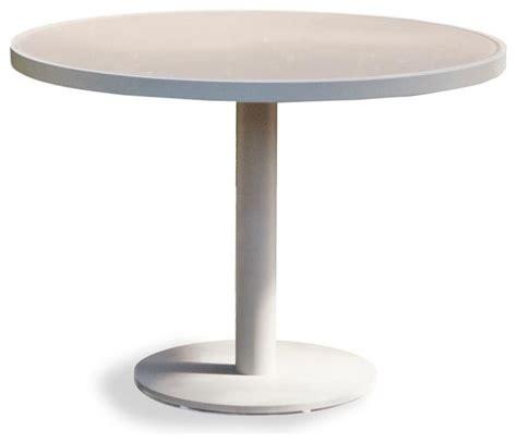 modern outdoor table pier pedestal dining table modern outdoor tables by 2modern