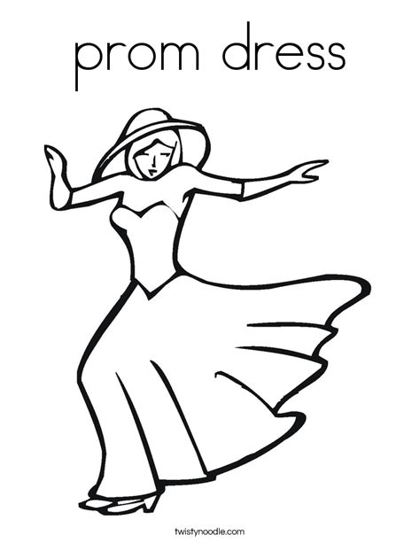 coloring pages of prom dresses prom dress coloring sheets coloring pages