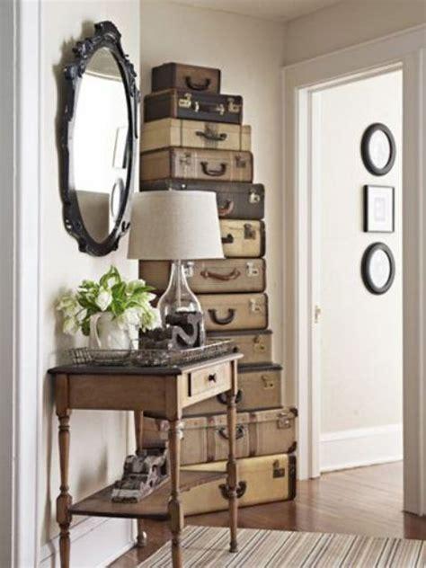decorative shelving ideas 75 clever hallway storage ideas digsdigs