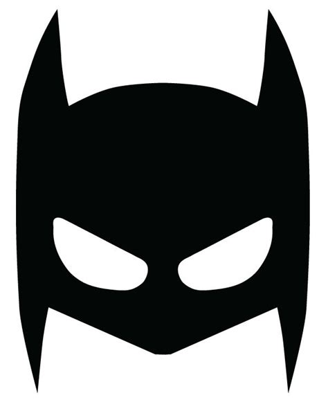 Batman Mask Template 25 unique batman mask template ideas on batman mask batman costume and