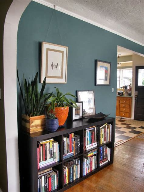 benjamin caribbean teal 2123 20 color trends 2014 accent walls the guest