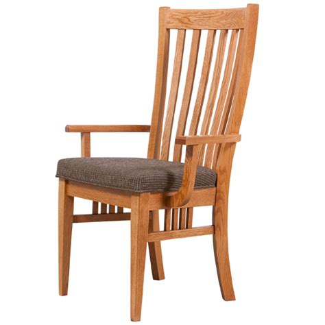 woodworks bedford dining arm chair furniture