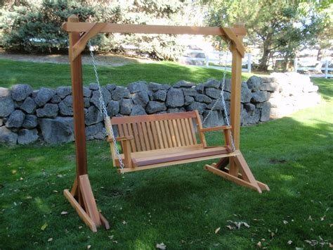 country porch swings an american country classic the porch swing all garden