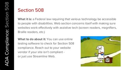section 508 compliance checker website tips every board secretary should know