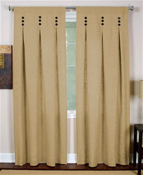 macy s curtains and window treatments elrene murano window treatment collection macy s