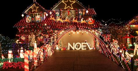 5 most expensive christmas light displays