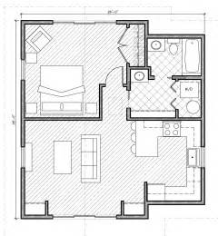 one room house floor plans design banter home plan collection