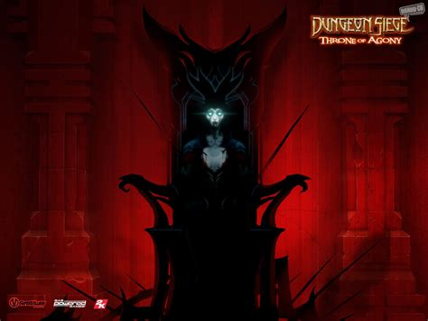 dungeon siege throne  agony hd wallpapers
