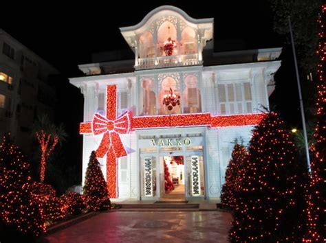 christmas decoration design house light shop image
