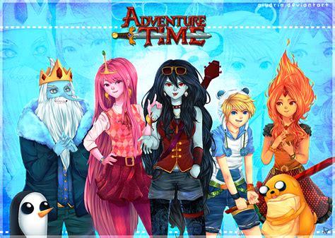 anime adventure anime zone adventure time anime
