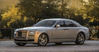 2015 Rolls Royce Ghost 2015 Rolls Royce Ghost Series Ii Drive
