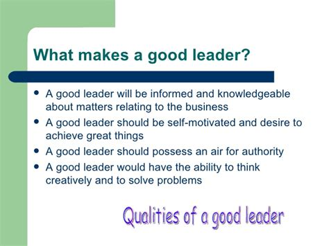 What Qualities Make A Leader Essay college essays college application essays what qualities make a leader essay