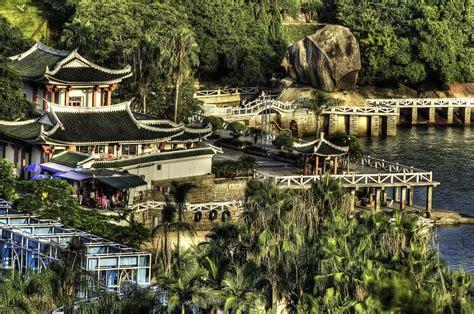 Visiter Xiamen   Marketing Chine