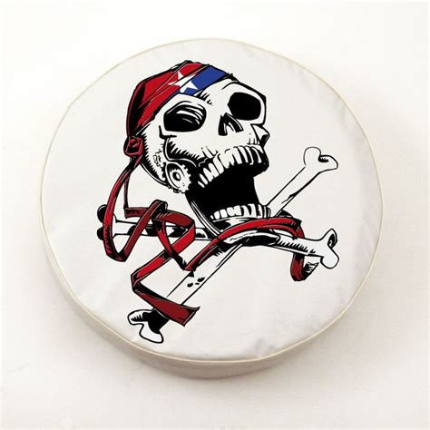 jolly roger jeep tire cover usa jolly roger tire cover on white vinyl